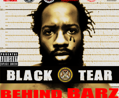 Black Tear Front Cover