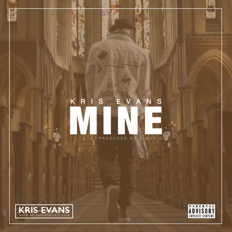 'Mine' Single Cover