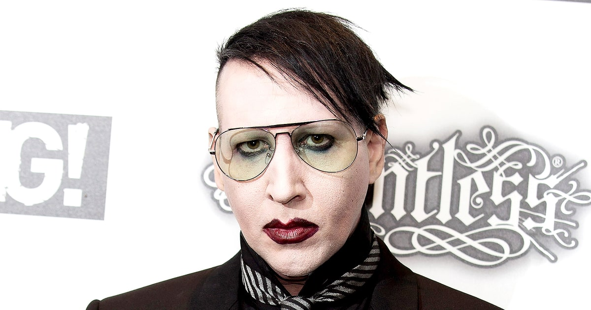 Marilyn Manson Cancels Nine Shows After NYC Stage Injury