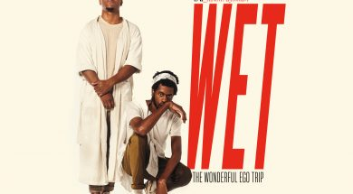 WET Album Cover