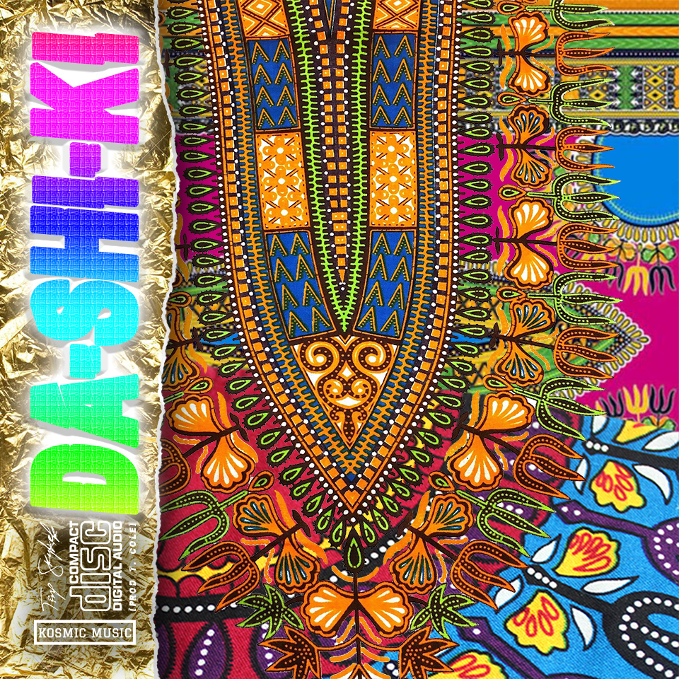 Solis Magazine Music Showcase: Dashiki by Kosmic Music
