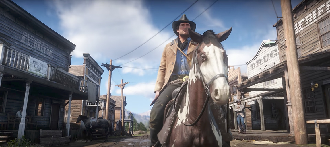 Red Dead Redemption 2 Release Date Has Been Announced