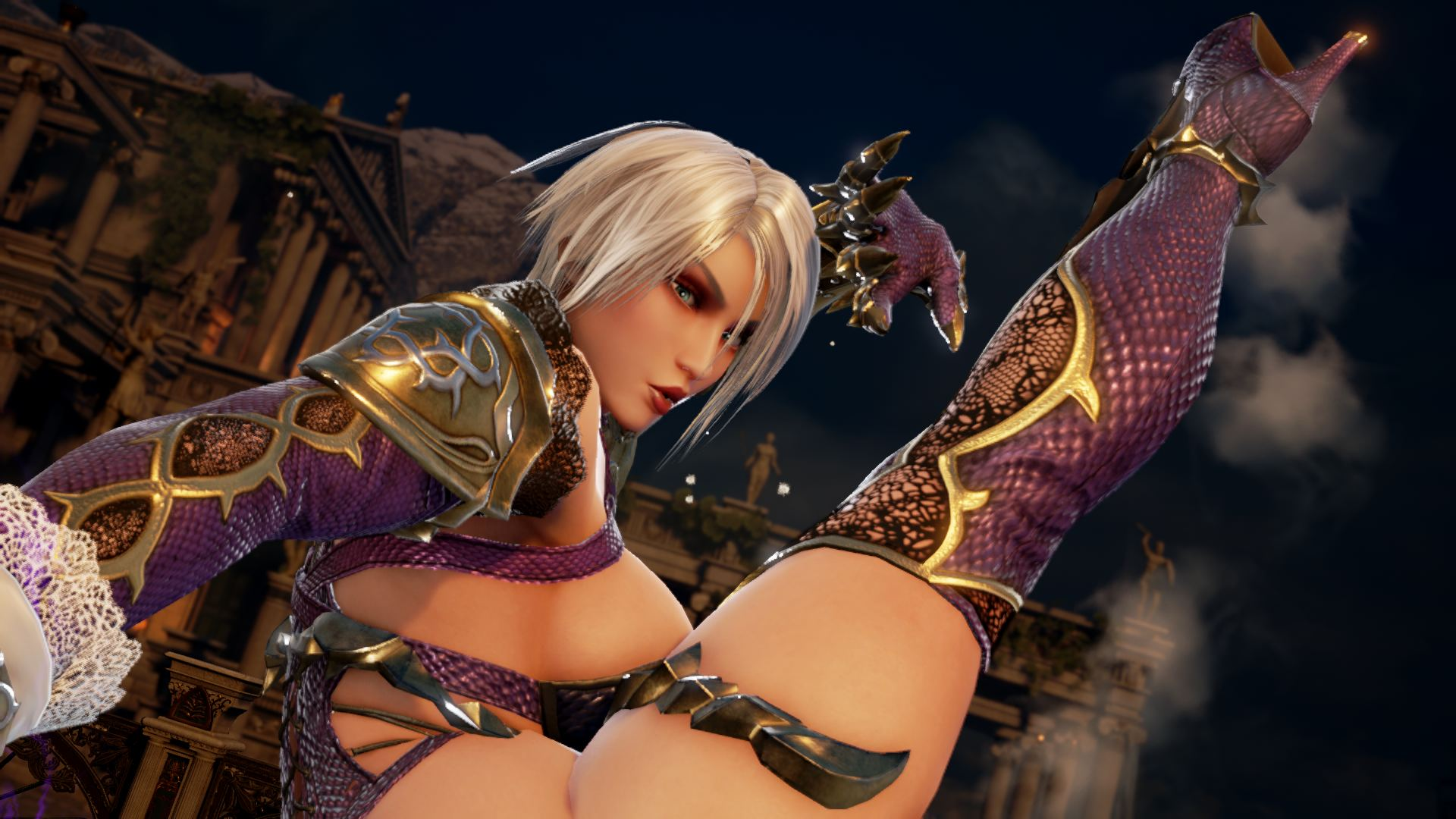 Nude Soul Calibur