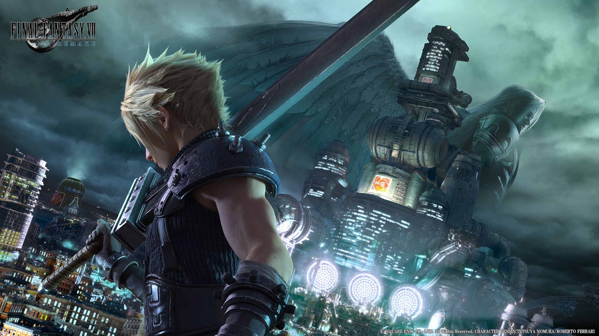 The Final Fantasy VII Remake Likely Won't Release This Year