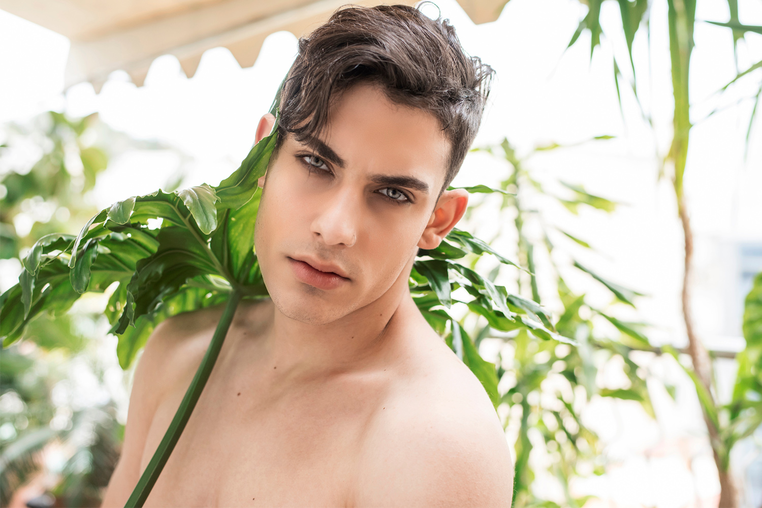 Solis Magazine Men's Editorial Showcase – Eden