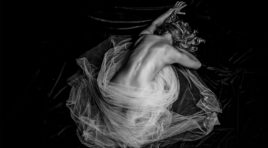 Nude Editorial Showcase – Drama and Style