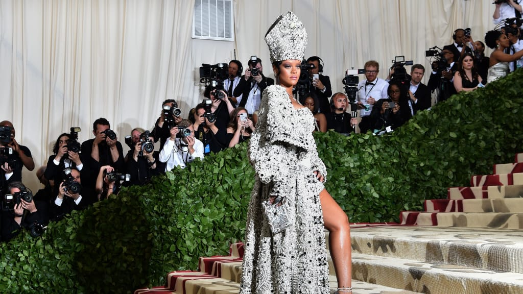 Met Gala 2018 – Religion & Fashion
