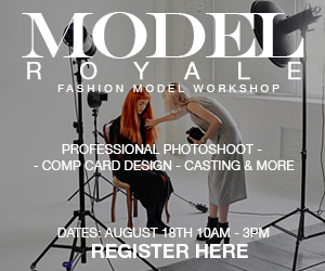 Model Royale Signup