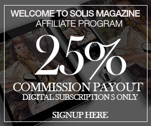 Solis Magazine Affiliate Signup