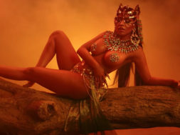 Nicki Minaj – Ganja Burn Music Video