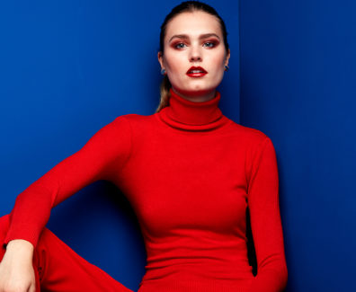 Solis Magazine Fashion Editorial – bluewhitered