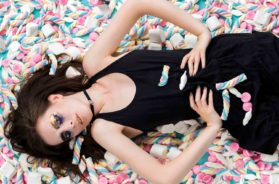 Solis Magazine Fashion Editorial – Sweets