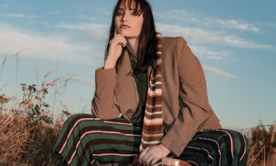 Solis Magazine Fashion Editorial – Looking for my place