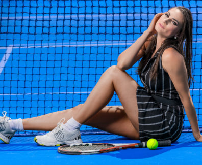 Solis Magazine Fashion Editorial – Miss Tennis
