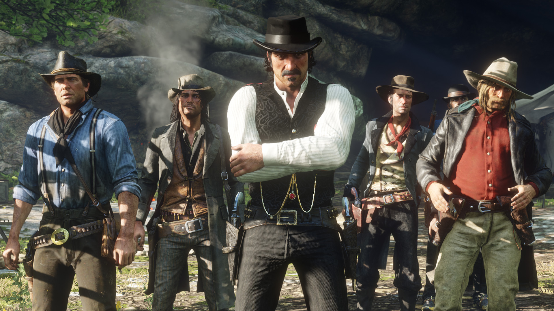 Rockstar Games Announces 'Red Dead Online'