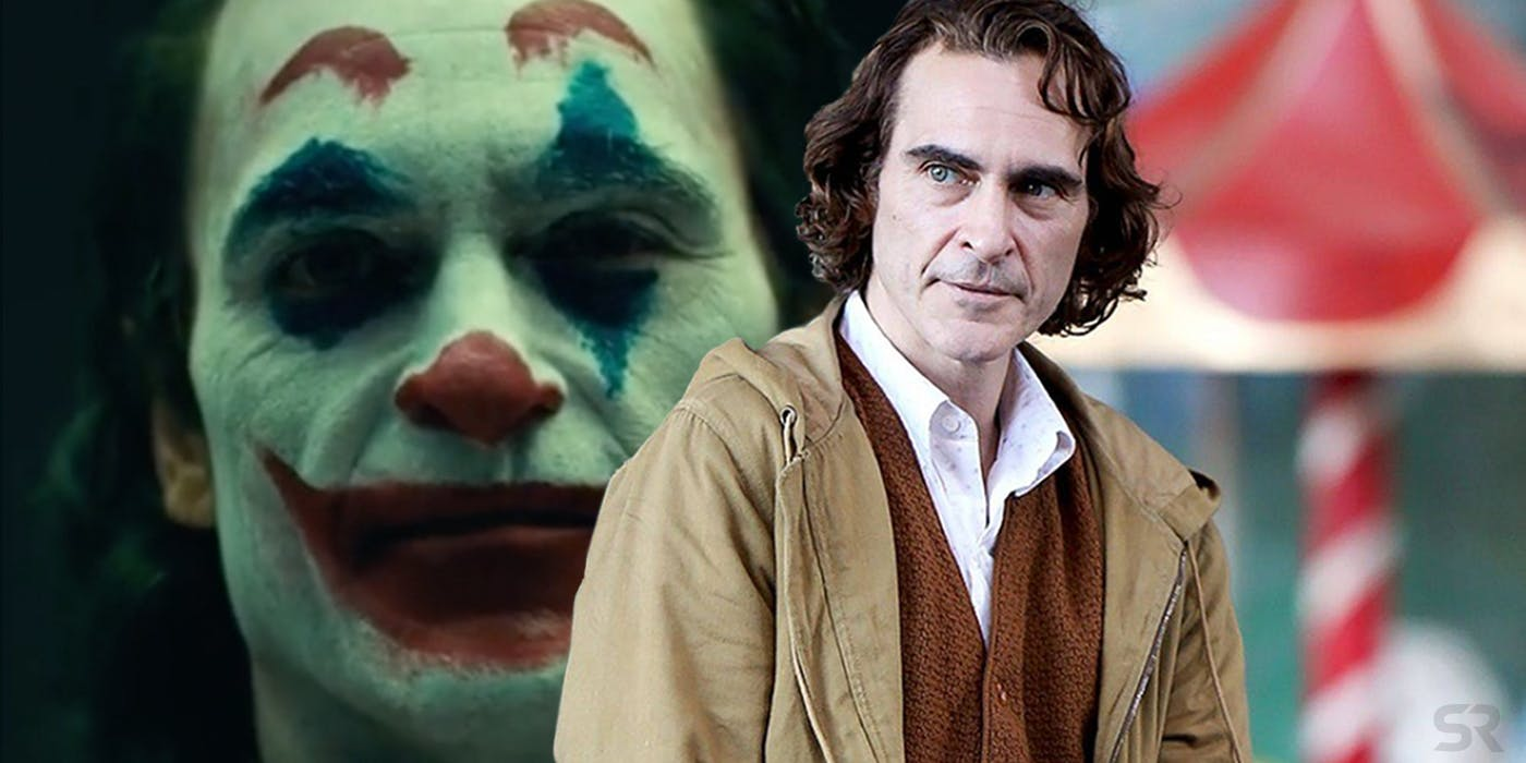 Joaquin Phoenix's Final Joker Look