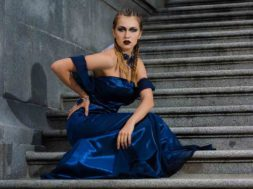 Solis Magazine Fashion Editorial – The Castle of Saints