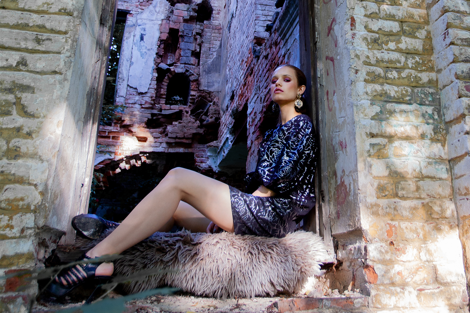 Solis Magazine Photography Showcase – Into the Water