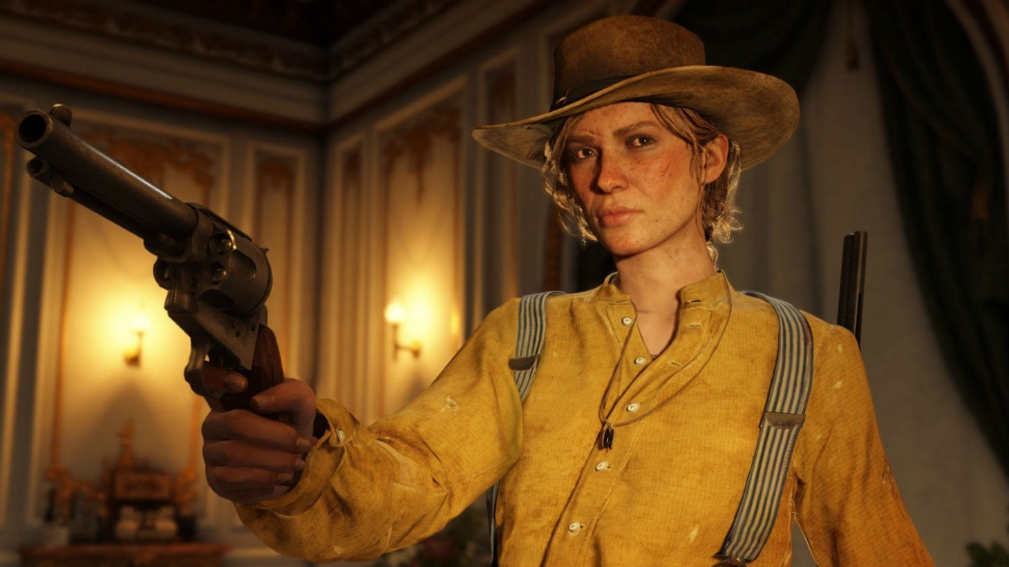 Red Dead Redemption 2 DLC theories – zombies, Online, Mexico, Sadie Adler and more