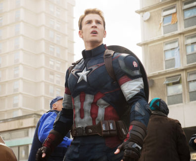 Chris Evans 'Isn't Done' With Captain America, Says Avengers 4 Director