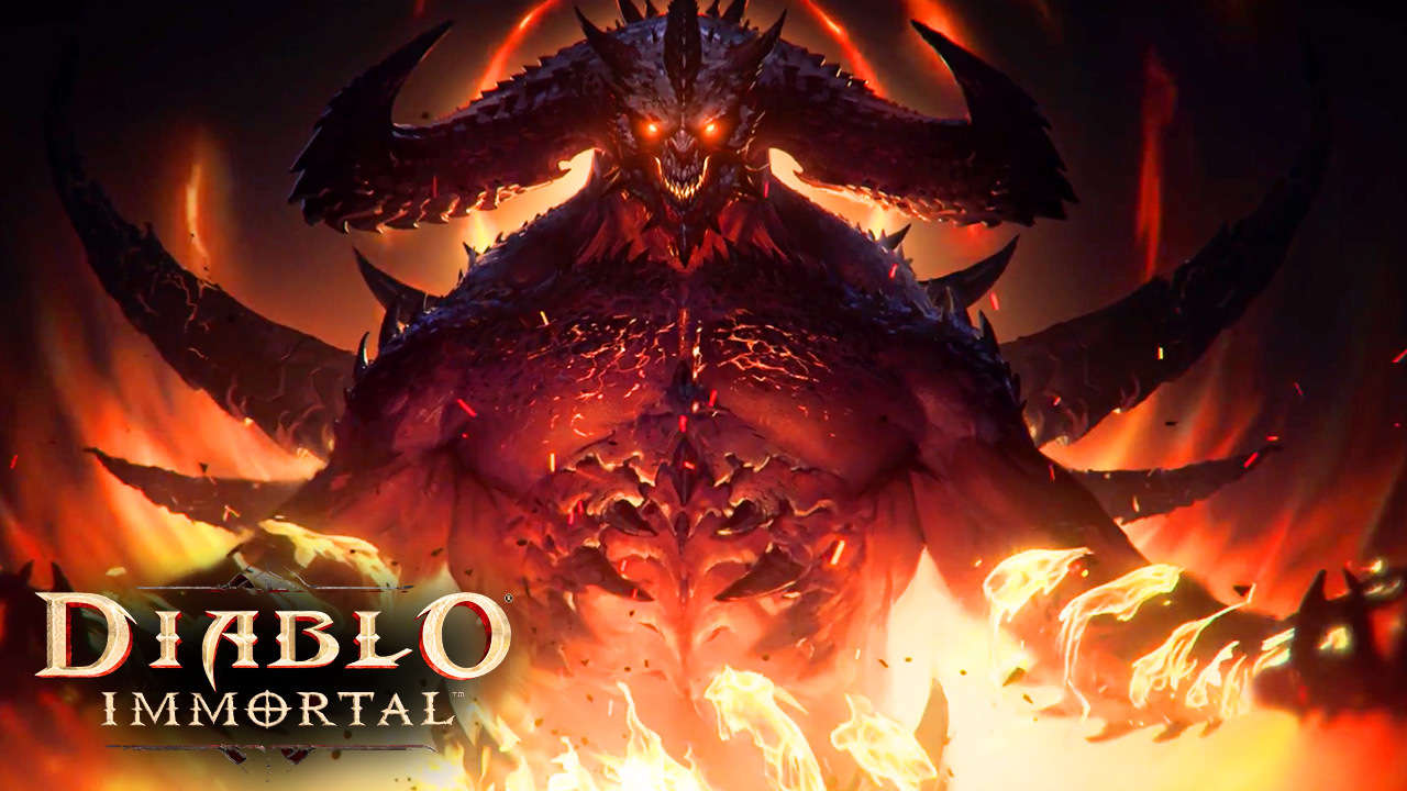 Activision Blizzard Stock Drops Following Diablo Drama At BlizzCon