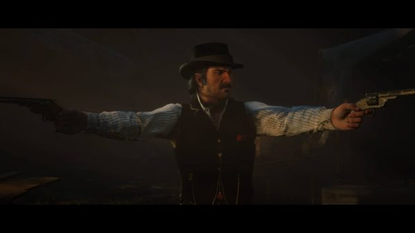 Red Dead Redemption 2: Dutch Van der Linde DLC