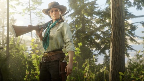Red Dead Redemption 2: Sadie Adler DLC