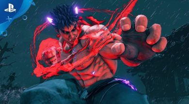 Street Fighter V – Kage