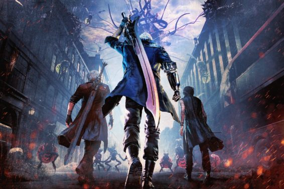 Devil May Cry 5 – Official Game Awards 2018 Trailer