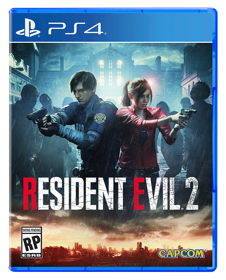 Resident Evil 2 Remake PS4 Game - Purchase Here