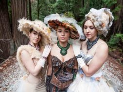 Solis Magazine Fashion Editorial – Victorian State of Mind