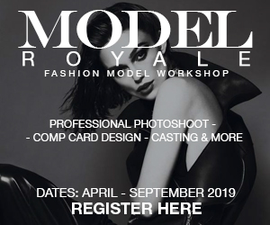 Model Royale: Fashion Model Workshop