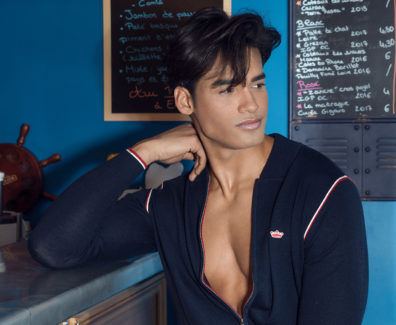 Solis Magazine Mens Editorial – Color Chic