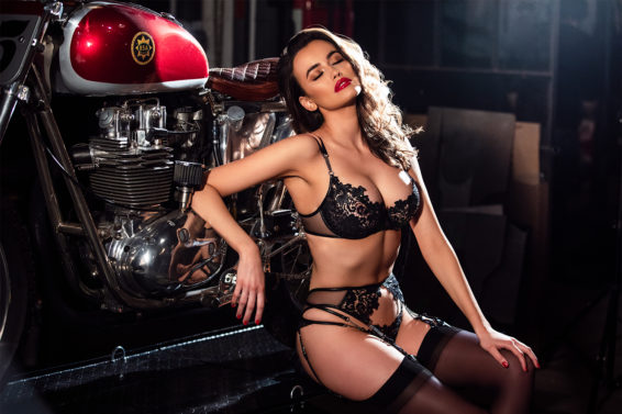 Honey Birdette #NOTYOURVALENTINE