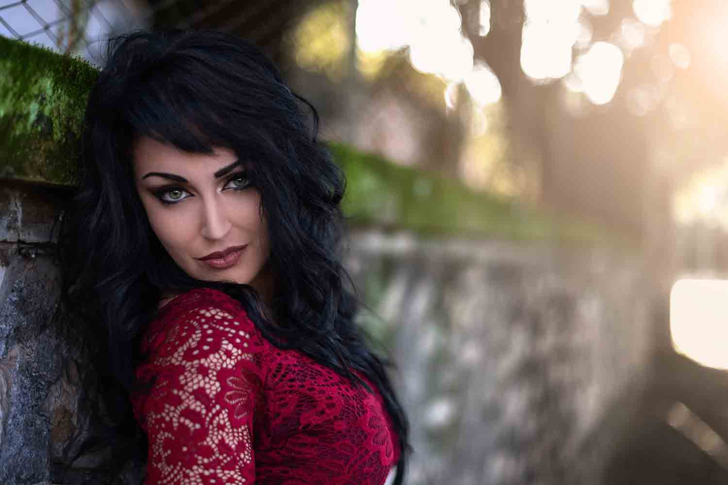Solis Magazine Photography Showcase – Winter in Red