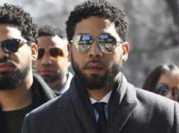 Charges Dropped for Jussie Smollett