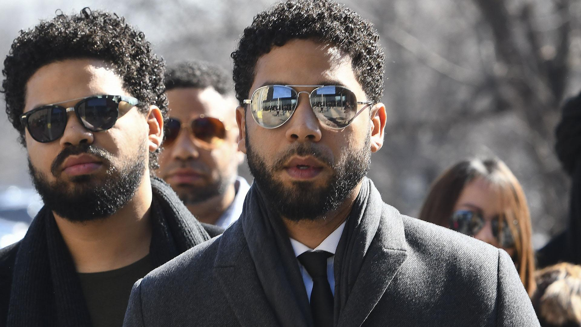 Charges Dropped for 'Empire' Actor Jussie Smollet