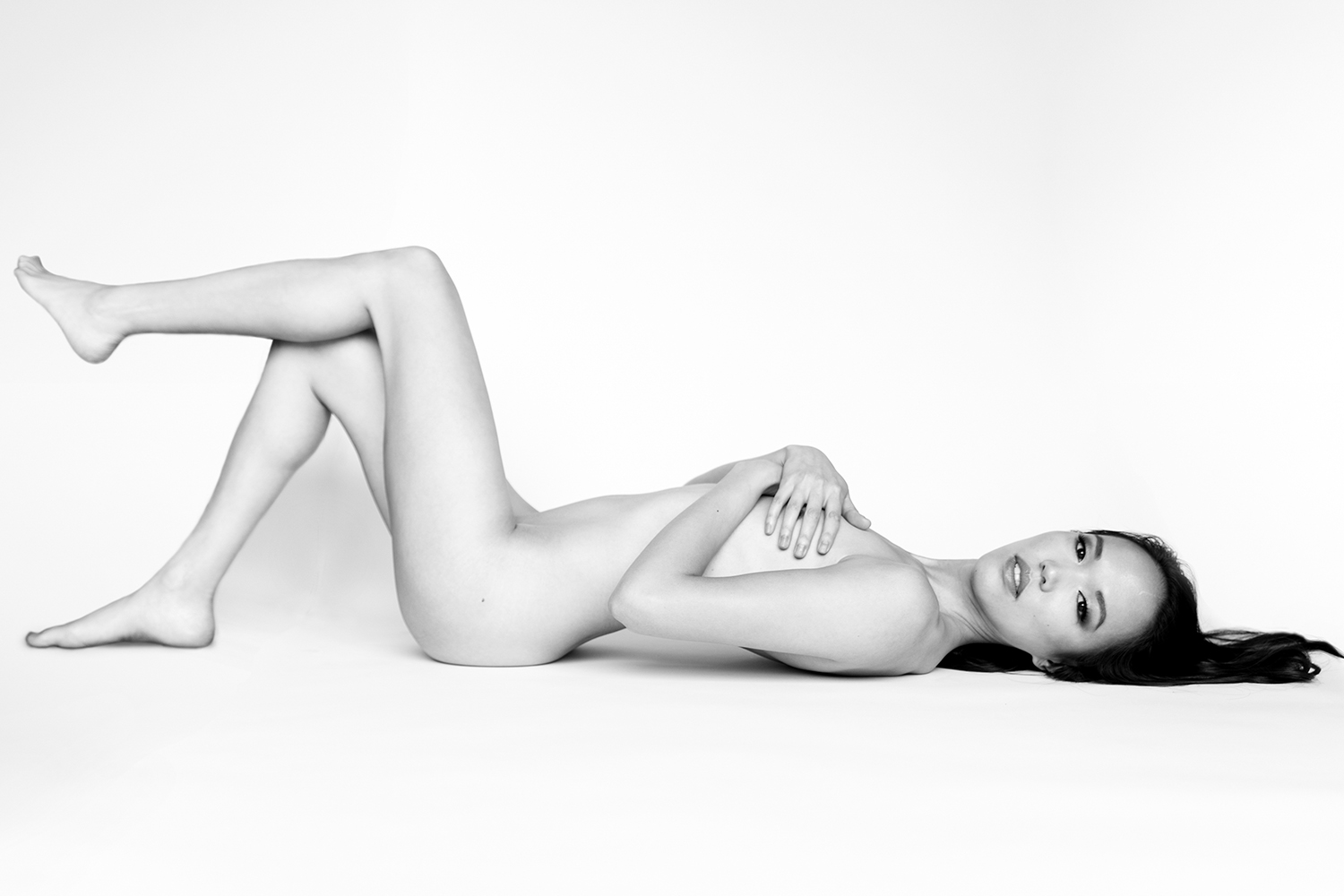 Solis Magazine Nude Showcase – Barely There