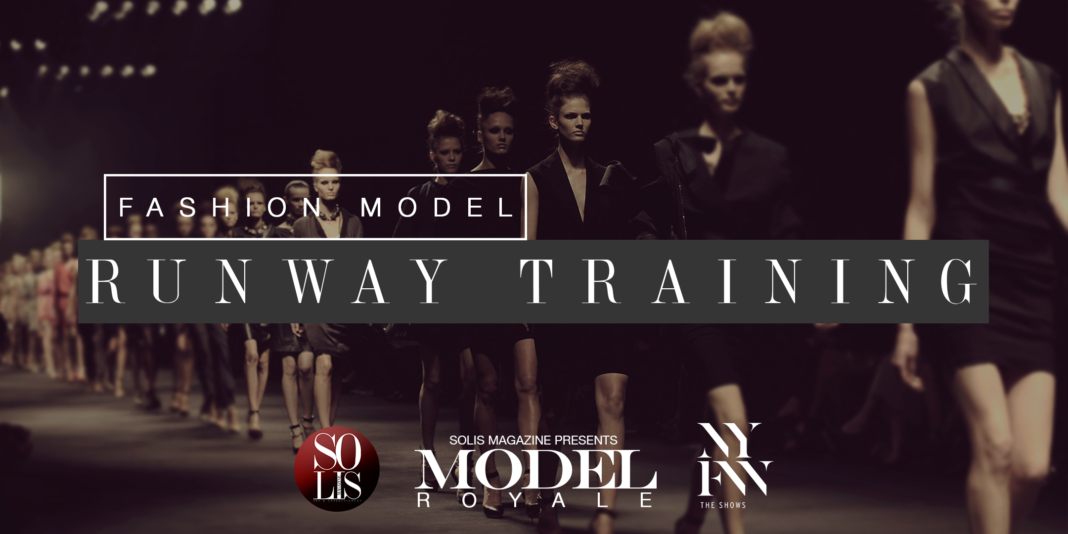 Model Royale - Professional Fashion Model Training