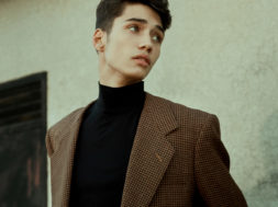Solis Magazine Men's Editorial – Sunset Arrival
