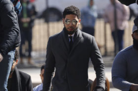 Jussie Smollett pleads not guilty to faking racist, homophobic attack on himself