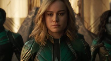 Captain Marvel – Movie Review