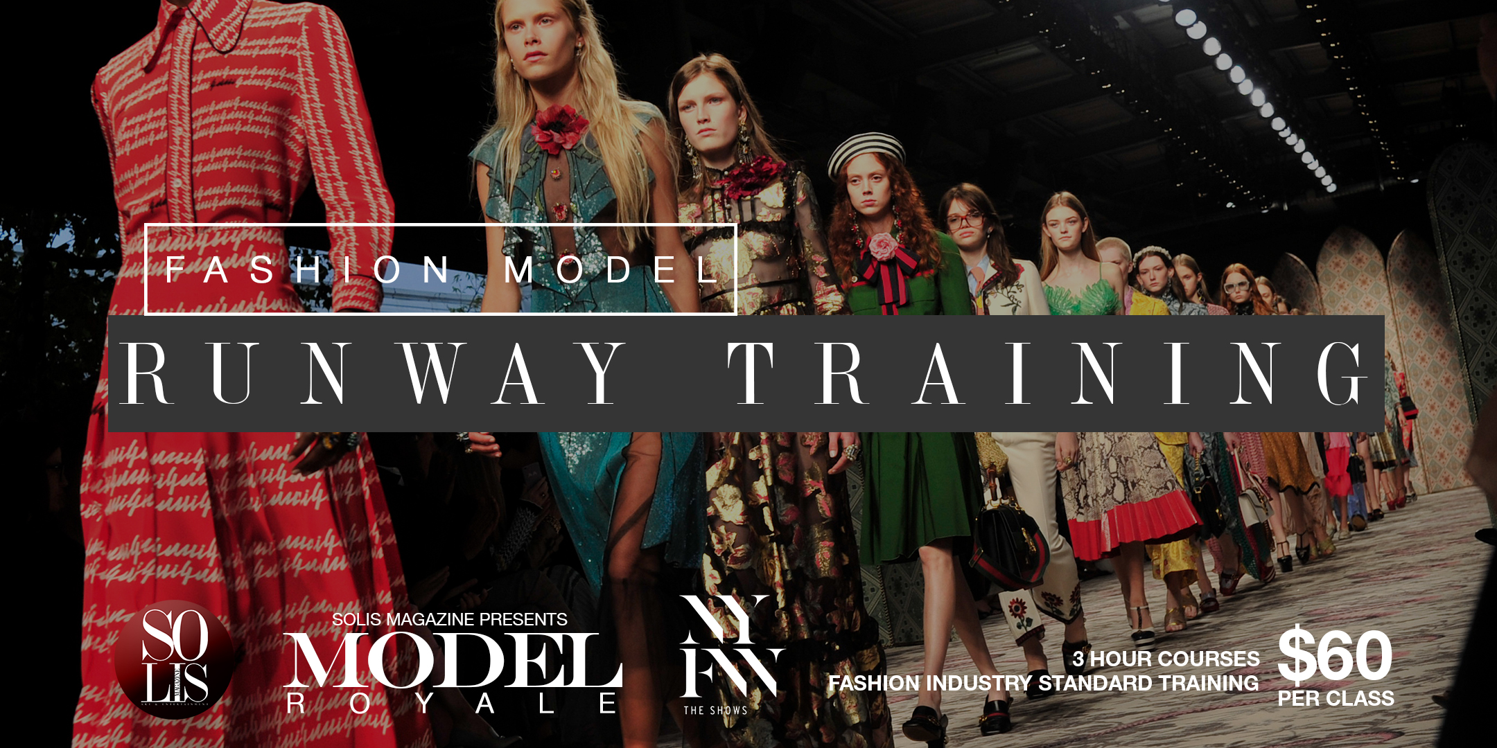 Professional Runway Training