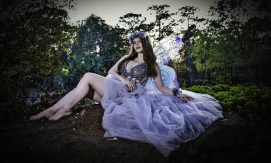 Solis Magazine Photography Showcase – Surreal Fairy