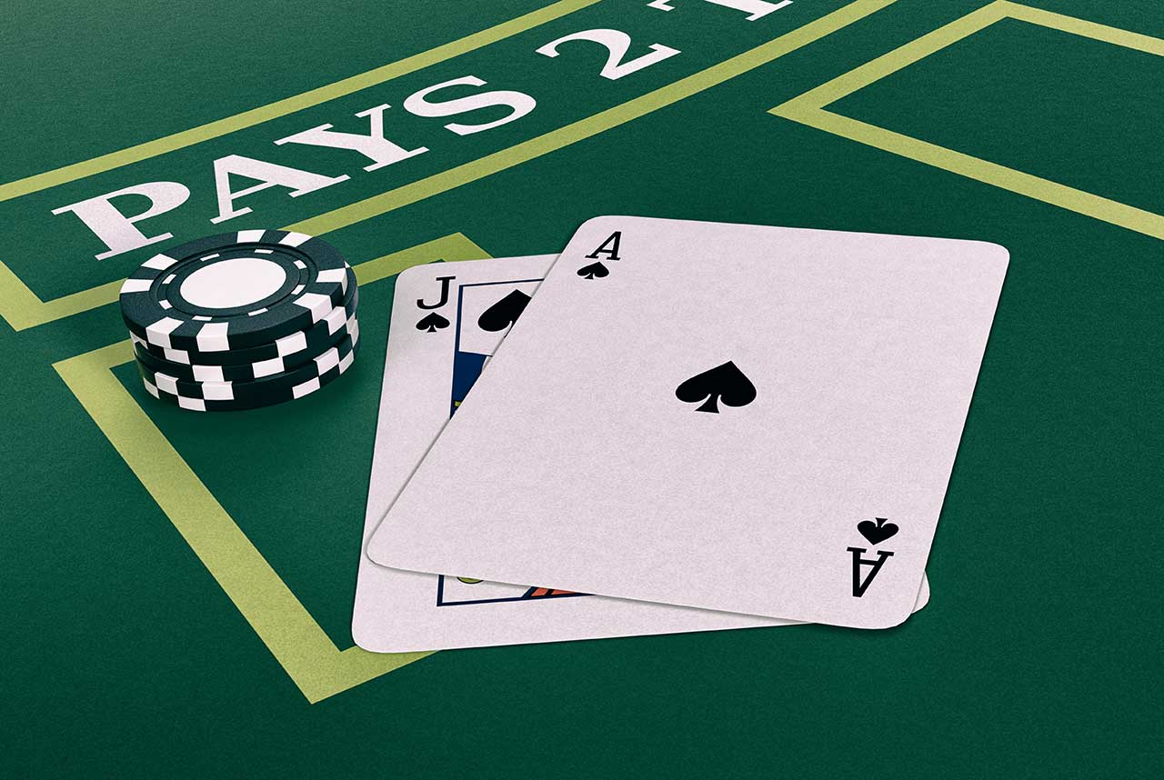 Is blackjack on the decline?
