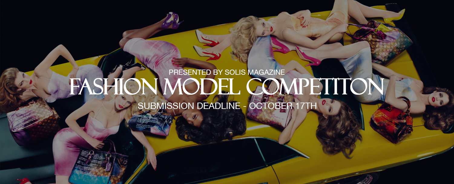 Fashion Model Competition 2019