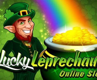 Lucky Leprechaun slot game