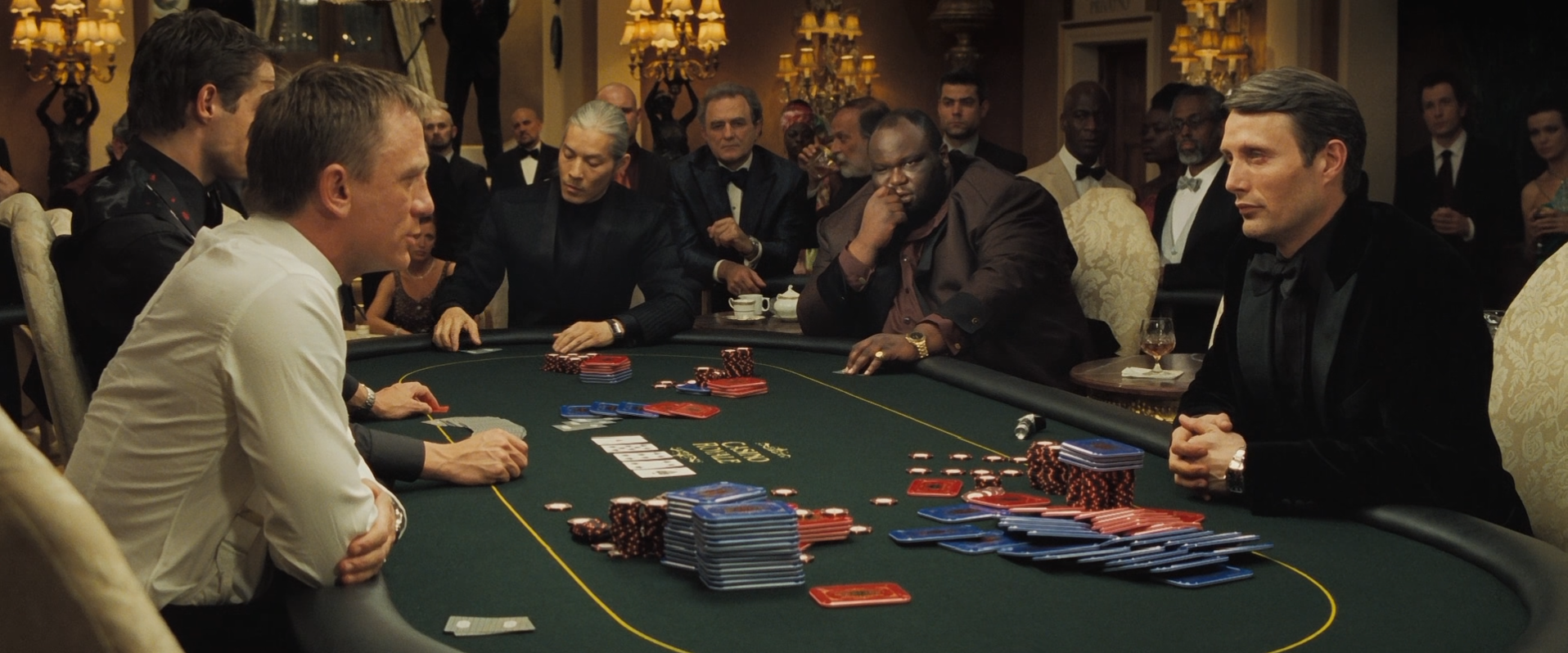 Get Inspired To Gamble By Watching Gambling Movies