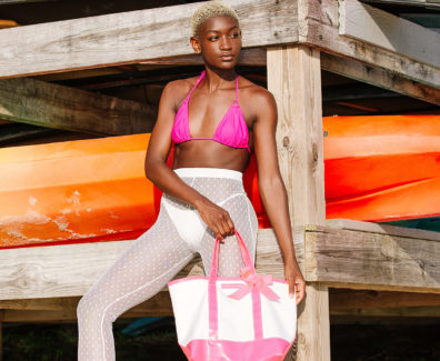 Fashion Editorial – Lake Day