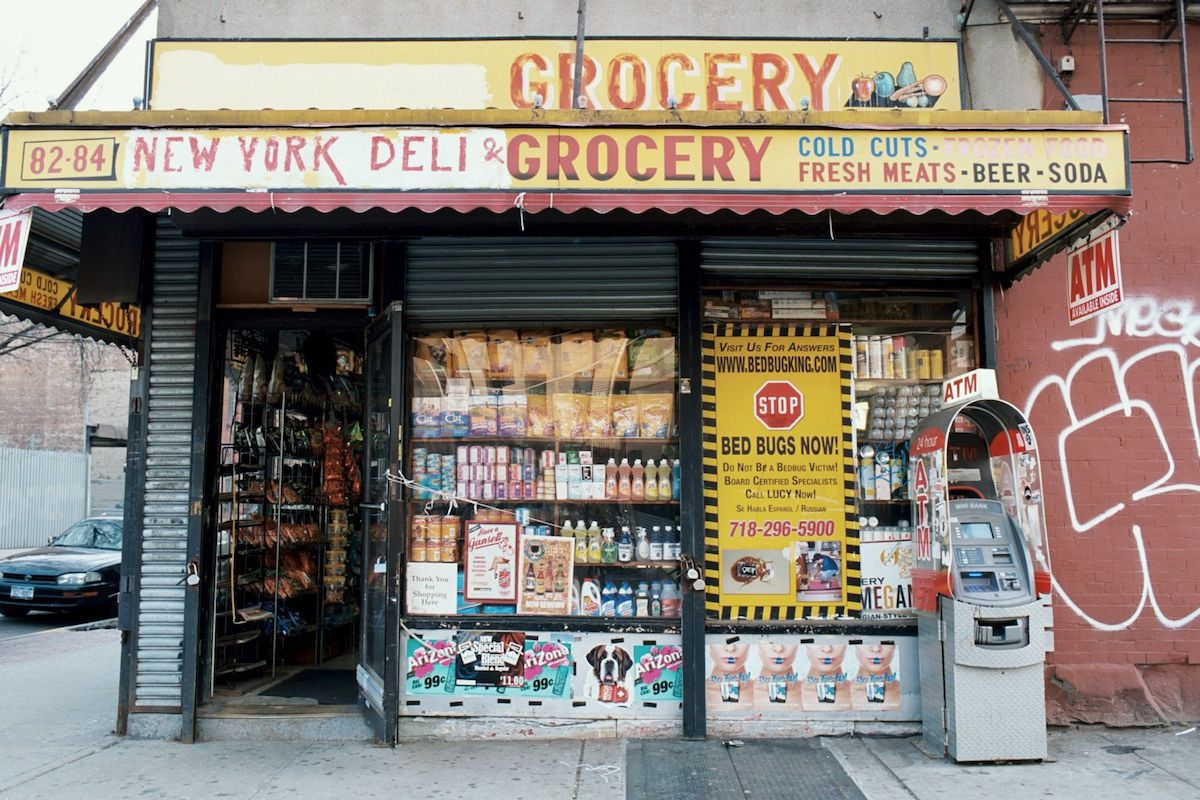 Bodega In NYC